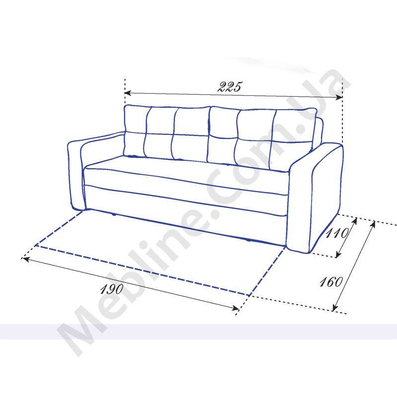 Как сделать диван своими руками чертежи софа 71