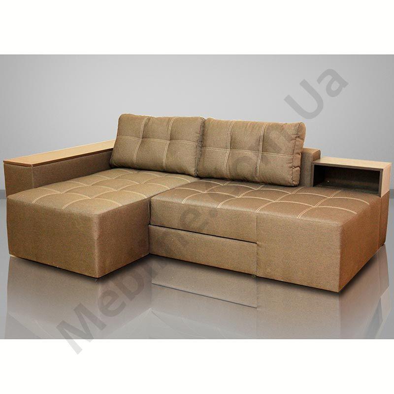 угловой диван трансформер бруклин от фабрики катунь 13860 грн